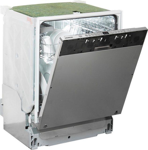 Küchengroßgeräte - SIEMENS vollintegrierbarer Geschirrspüler, SN636X03JE, 9,5 l, 13 Maßgedecke  - Onlineshop OTTO