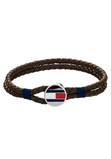 TOMMY HILFIGER Armband »CASUAL, 2790207S/L«, mit Emaille