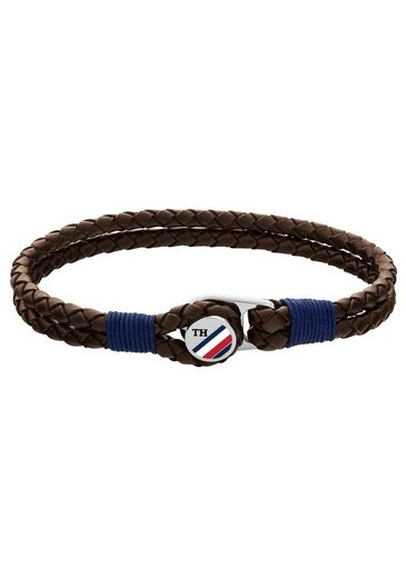 TOMMY HILFIGER Armband »CASUAL, 2790196S/L«, mit Emaille