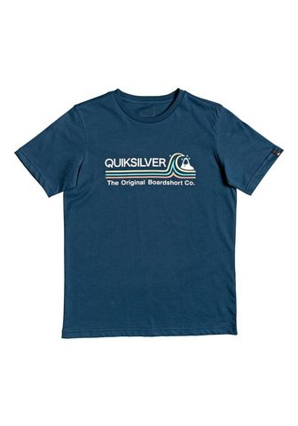 QUIKSILVER Marškinėliai »Stone Cold Classic«