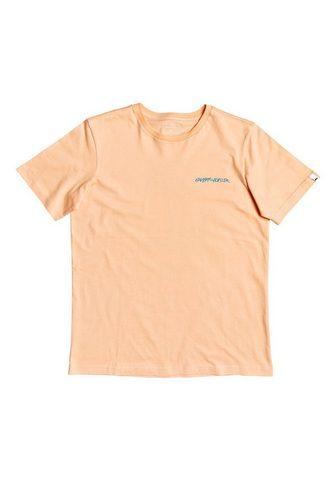 QUIKSILVER Marškinėliai »Lazy Sun«