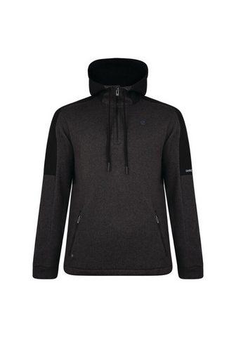 Флисовий пуловер Мужской пуловер с кап...