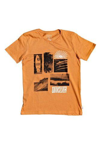 QUIKSILVER Marškinėliai »Like Water«