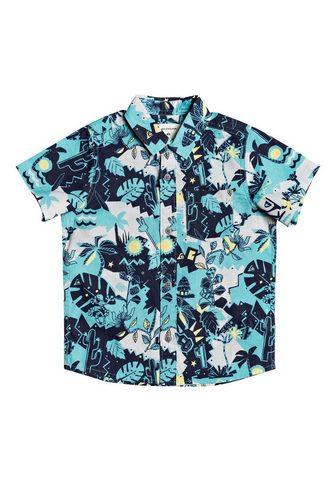 QUIKSILVER Marškiniai trumpom rankovėm »Jungle We...