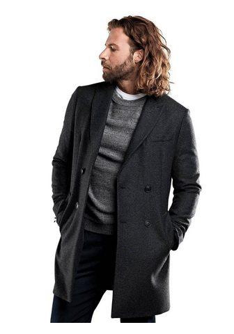 EMILIO ADANI Zweireihiger пальто