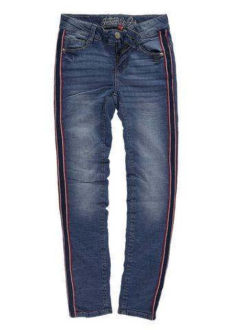 LEMMI Леггинсы джинсы узкий