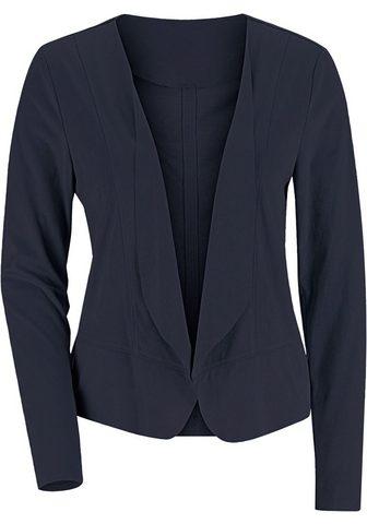 Пиджак из искусственной кожы в модный ...