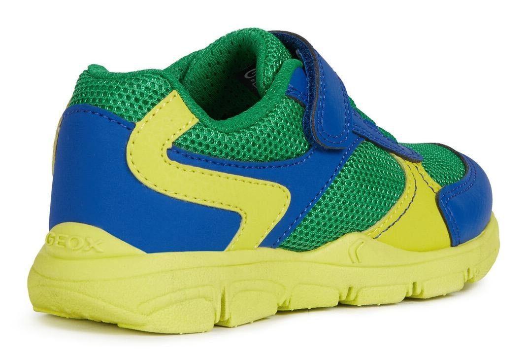 Geox Kids »J N. Torque« Sneaker mit farbiger Laufsohle online kaufen | OTTO