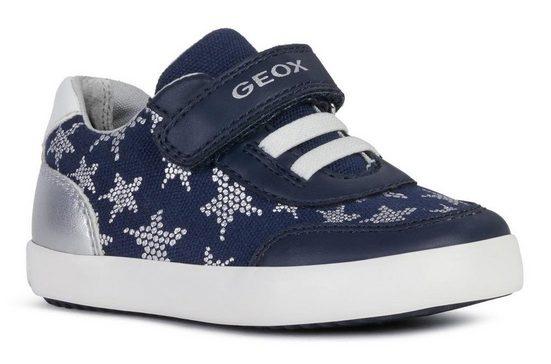 Geox Kids »B Gisli« Lauflernschuh mit praktischem Klettverschluss