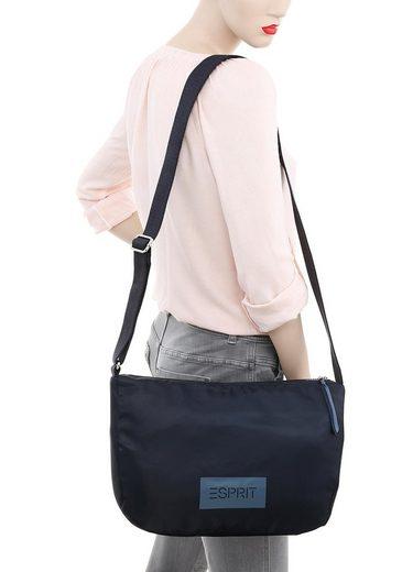 Esprit Schultertasche »Aimee ShouldBag«  im sprortlichen Design