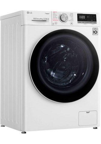 LG Skalbimo mašina F4WV408S0