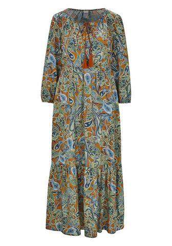 HEINE CASUAL suknelė su Bindebändern su Bind...