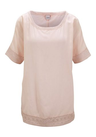CASUAL блуза с кружева с кружева с кру...