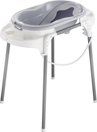 Rotho Babydesign Babywanne »TOP Badestation«, (Set, 4-tlg), ; Made in Germany