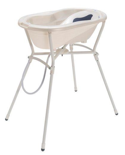 Rotho Babydesign Babybadewanne »Pflegeset mit Wannenständer«, (Set), ; Made in Germany