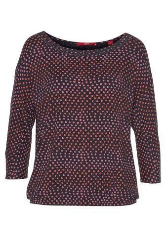 S.OLIVER Блузка-рубашка