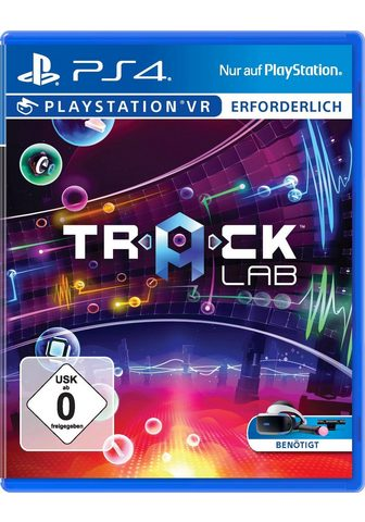 PLAYSTATION 4 Track Lab VR