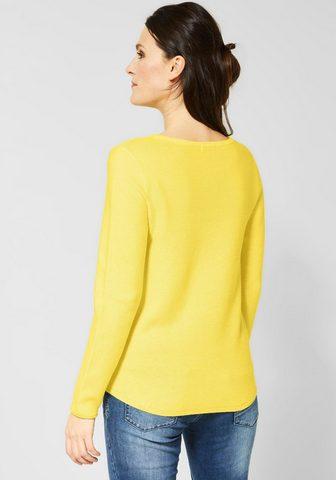 CECIL Трикотажный пуловер