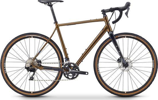 FUJI Bikes Gravelbike »JARI 1.1«, 22 Gang Shimano 105 Schaltwerk, Kettenschaltung