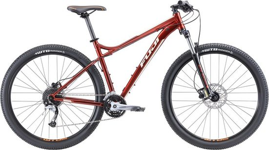 FUJI Bikes Mountainbike »NEVADA 29 3.0 LTD«, 27 Gang Shimano Acera Schaltwerk, Kettenschaltung