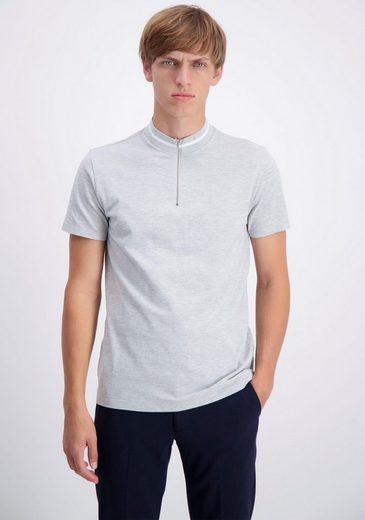 LINDBERGH T-Shirt mit Stehkragen