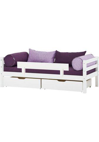 HOPPEKIDS Viengulė lova »BASIC« (2 Teile lova ir...