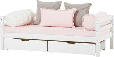 Hoppekids Einzelbett »BASIC« (Set, 2-St., Bett und Matratzen)
