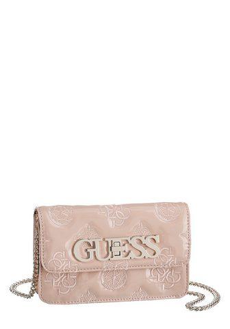 GUESS Mini Krepšys su reguliuojama ilga rank...