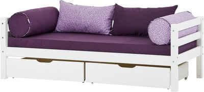 Hoppekids Einzelbett »BASIC« (2-St., Bett und Matratzen)