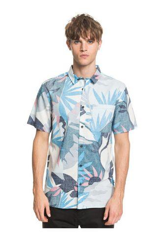 QUIKSILVER Marškiniai trumpom rankovėm »Tropical«...