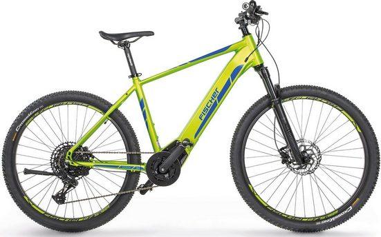 FISCHER Fahrräder E-Bike »Montis 6.0i MTB E-Bike«, 12 Gang SRAM Eagle SX Schaltwerk, Kettenschaltung, Mittelmotor 250 W