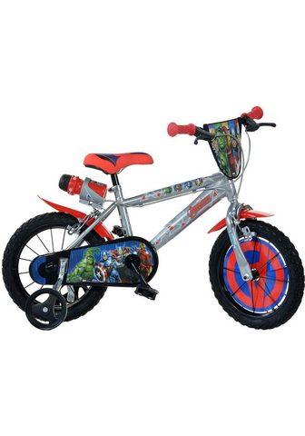 DINO Vaikiškas dviratis »Avengers« 1 Gang