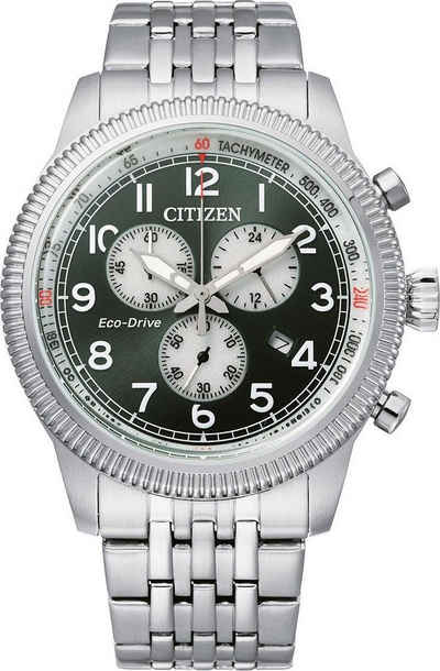 Citizen Chronograph »AT2460-89X«