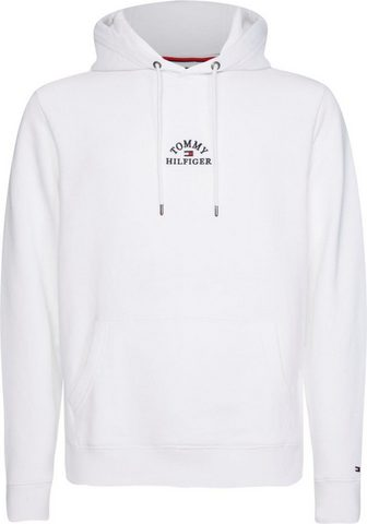 TOMMY HILFIGER Кофта с капюшоном »BASIC EMBROID...