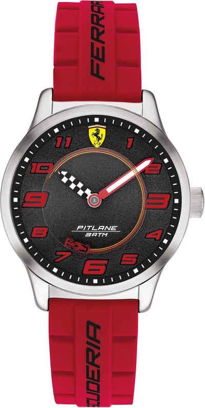 Scuderia Ferrari Quarzuhr »PITLANE, 860013«