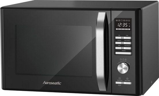 Hanseatic Mikrowelle 90939726, 900 W, mit Kombibetrieb