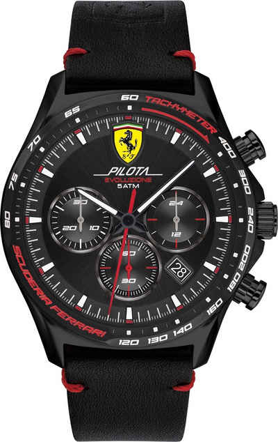 Scuderia Ferrari Chronograph »PILOTA EVO, 830712«