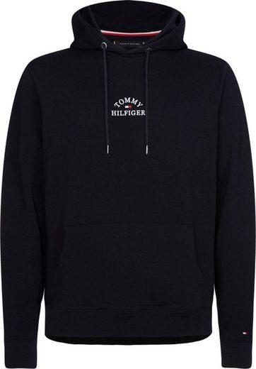 TOMMY HILFIGER Kapuzensweatshirt »BASIC EMBROIDERED HOODY«