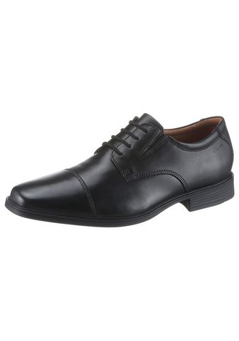 CLARKS Ботинки со шнуровкой »Tilden Cap...
