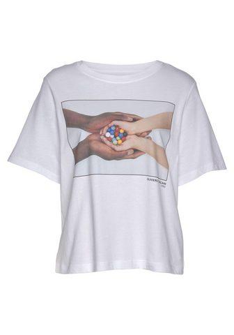 UNITED COLORS OF BENETTON Marškinėliai