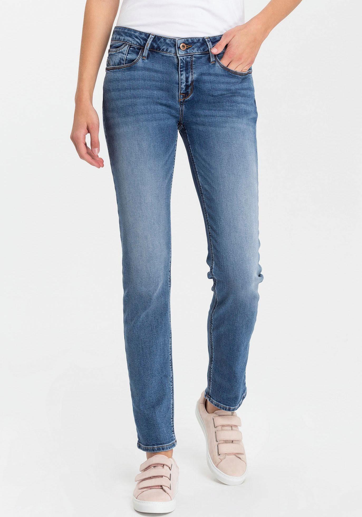 Cross Jeans® Regular fit Jeans »Rose« Regular Fit Jeans mit typischen Detaills online kaufen | OTTO