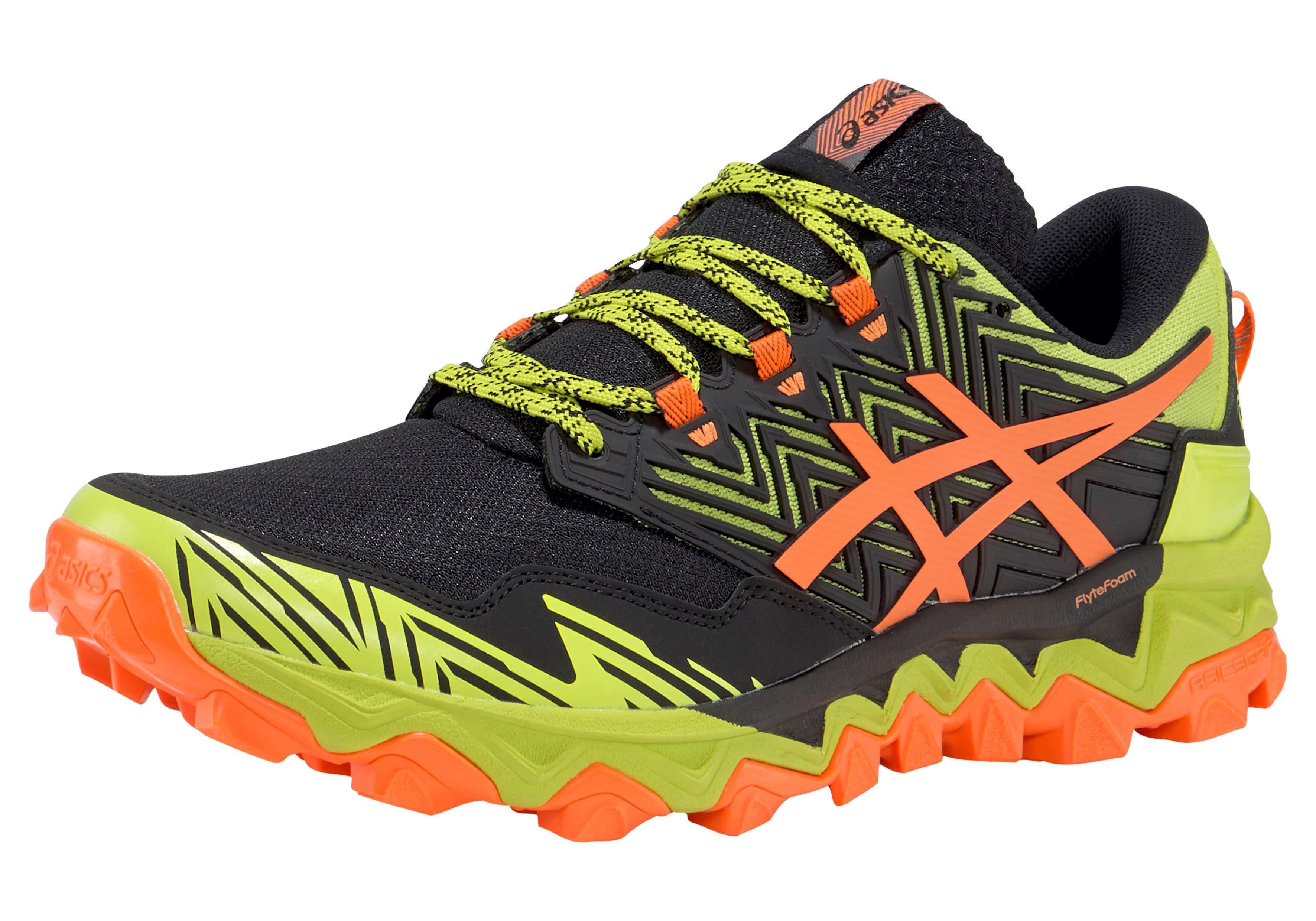 Asics »GEL FujiTrabuco 8« Laufschuh, Leichter Trailrunningschuh von Asics online kaufen | OTTO