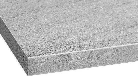 OPTIFIT Arbeitsplatte »Mats«, 28 mm stark