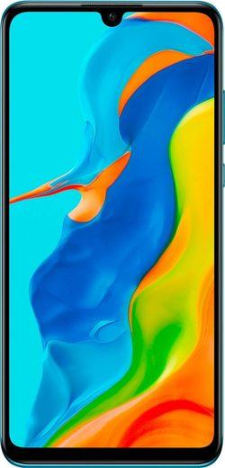 Huawei P30 Lite New Edition Smartphone (15,62 cm/6,15 Zoll, 256 GB Speicherplatz, 48 MP Kamera, 24 Monate Herstellergarantie)