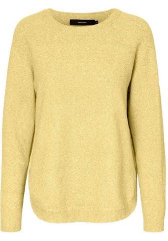 VERO MODA Пуловер с круглым вырезом »VMDOF...
