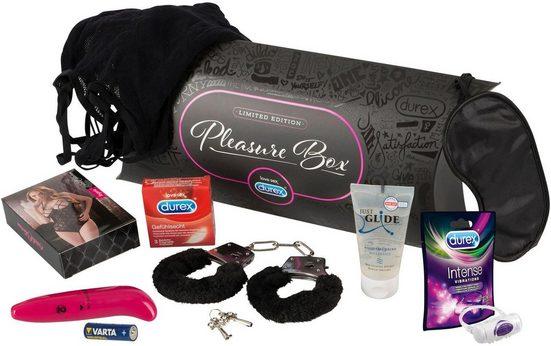 Erotik-Toy-Set »Pleasure Box«, 7-tlg.