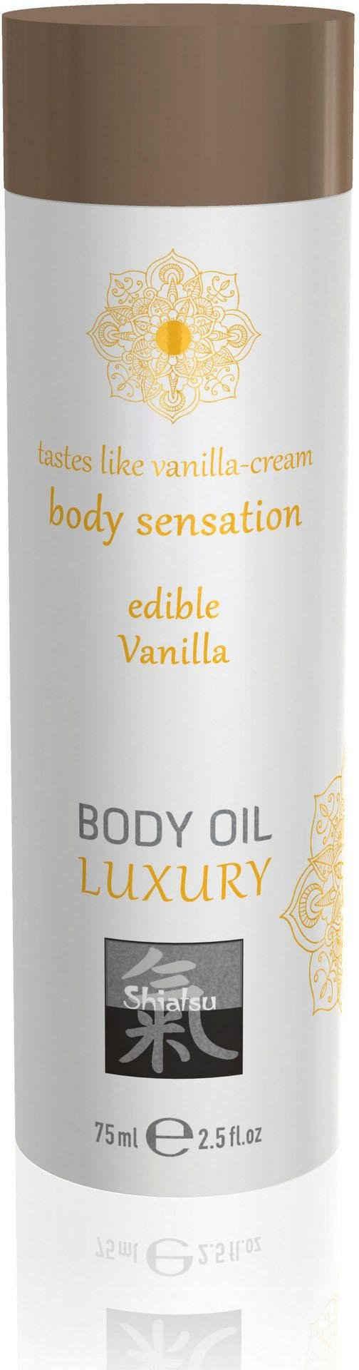 Shiatsu Massageöl »Body Oil Vanilla75ml Massage«