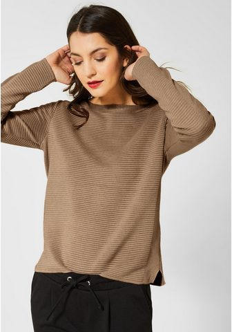 STREET ONE Пуловер с круглым вырезом