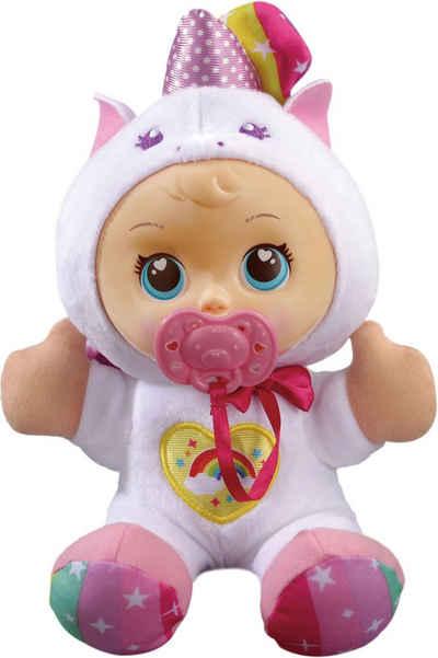 Vtech® Babypuppe »Little Love - Emma im Einhornstrampler«