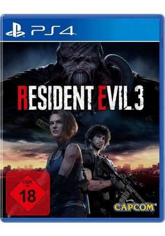 CAPCOM Resident Evil 3 PlayStation 4